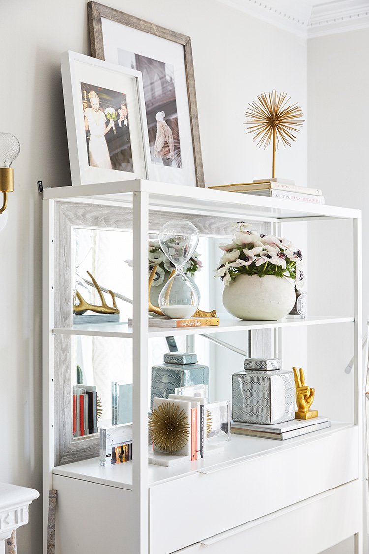 Shelf Inspiration - Brooklyn Blonde