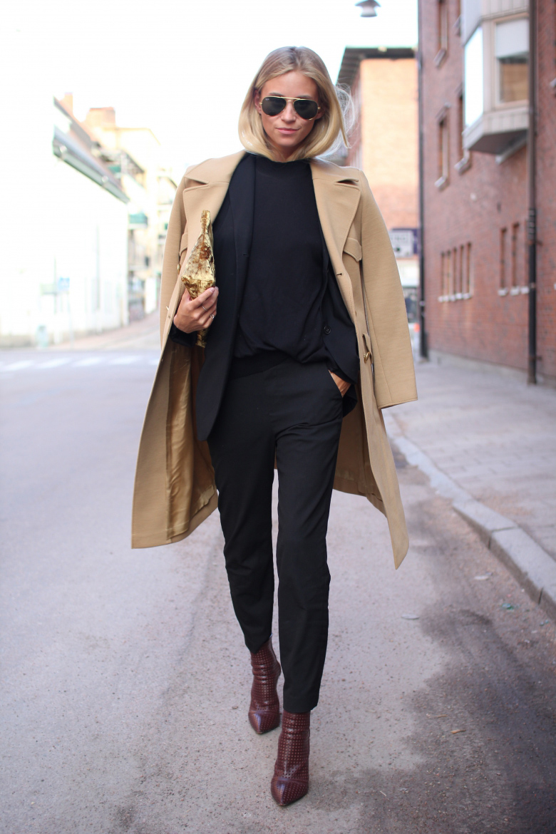 Camel Coat Inspiration
