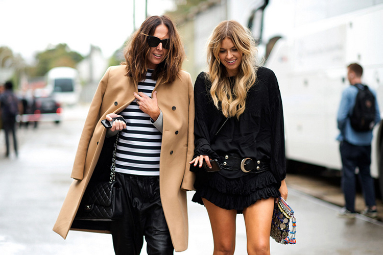 how to wear a camel coat inspiration