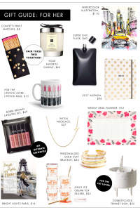 Unique Gift Guide for the Women in Your Life