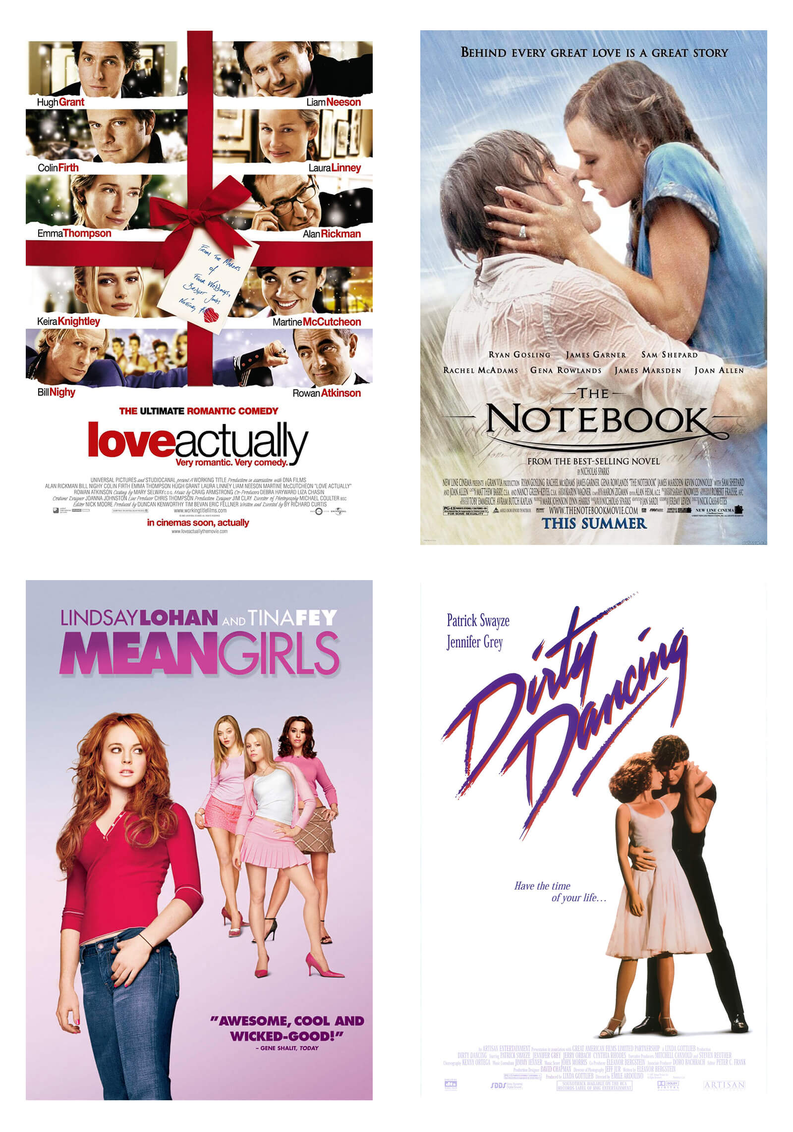 Movies You Need to Watch - Brooklyn Blonde's Favorite Movies