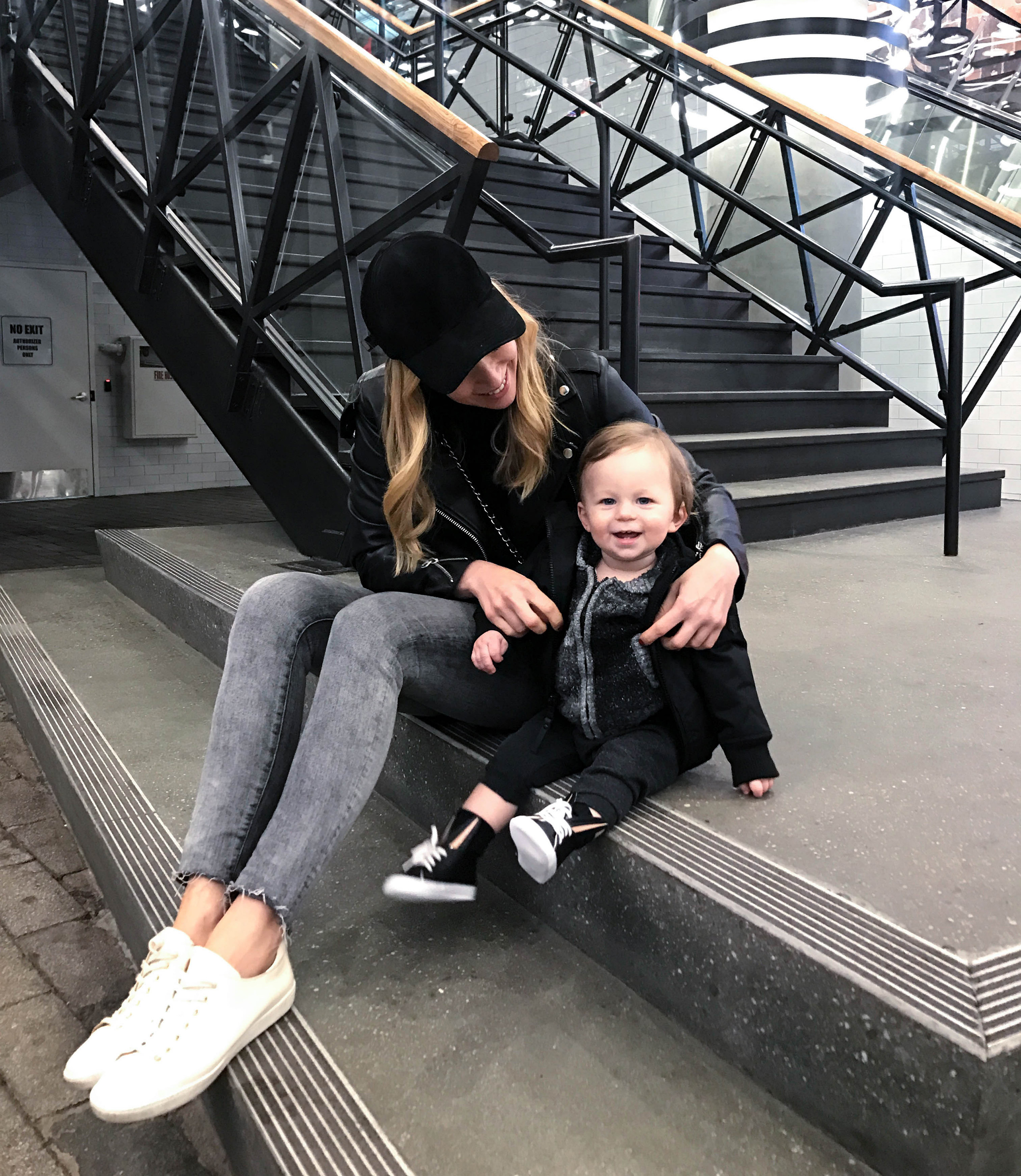 Random Thoughts on Motherhood - Brooklyn Blonde