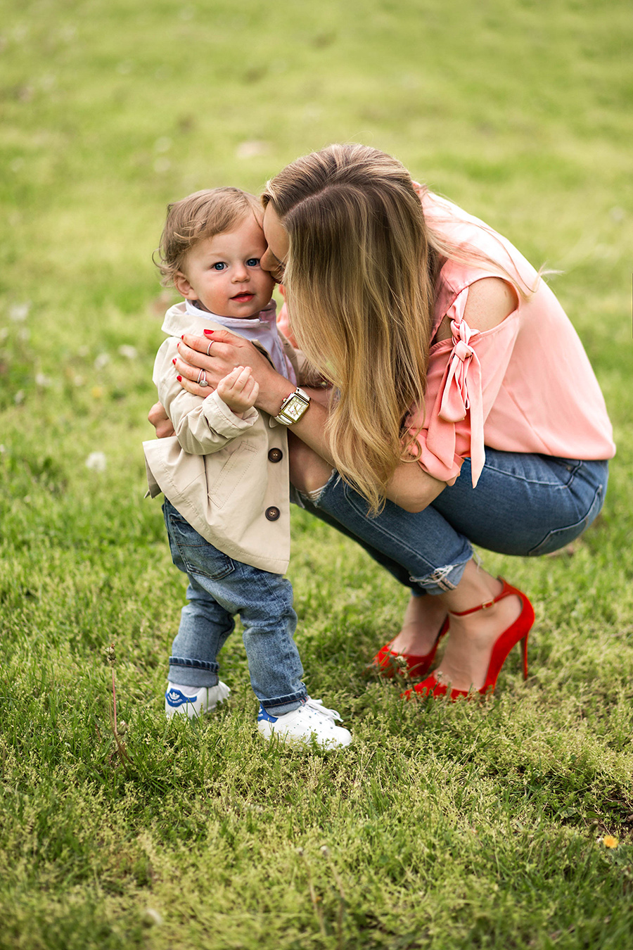 What I Learned The First Year of Motherhood | Mothers Day | Brooklyn Blonde