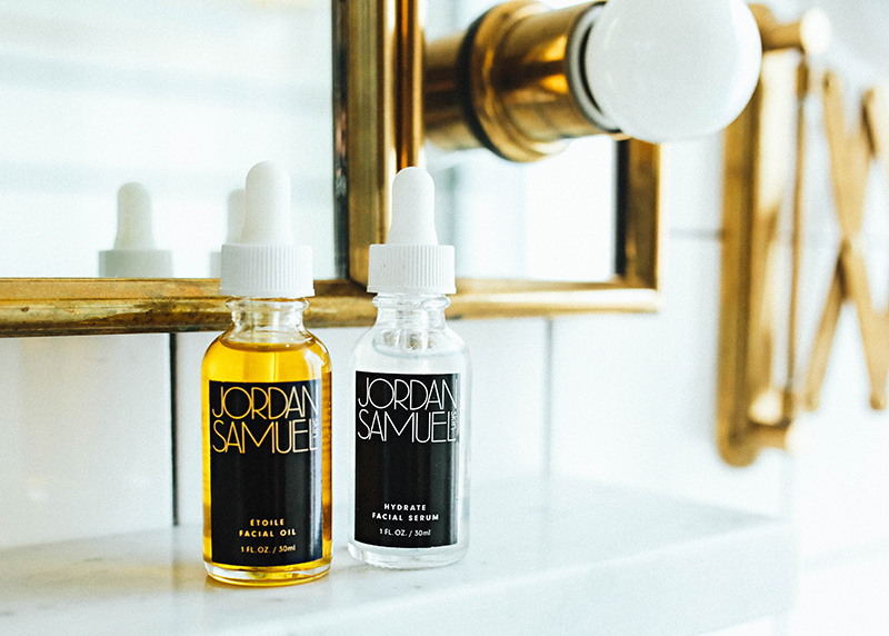 Jordan Samuel Skin Review: A Skincare Brand I'm Excited About   Brooklyn Blonde