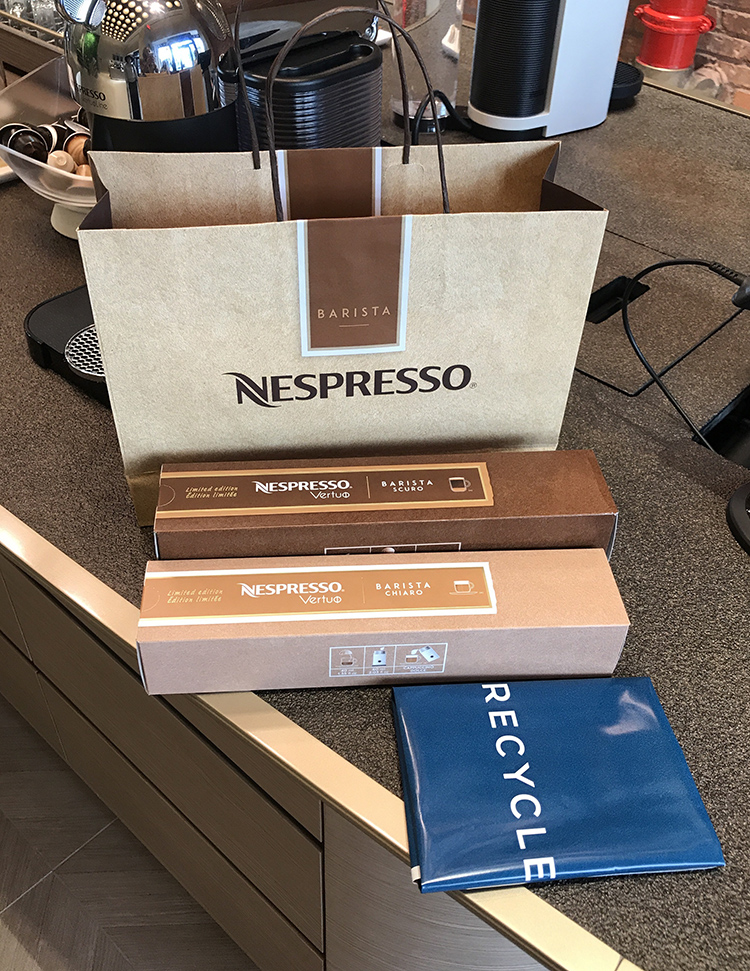 Nespresso Upper East Side | 925 Madison Avenue