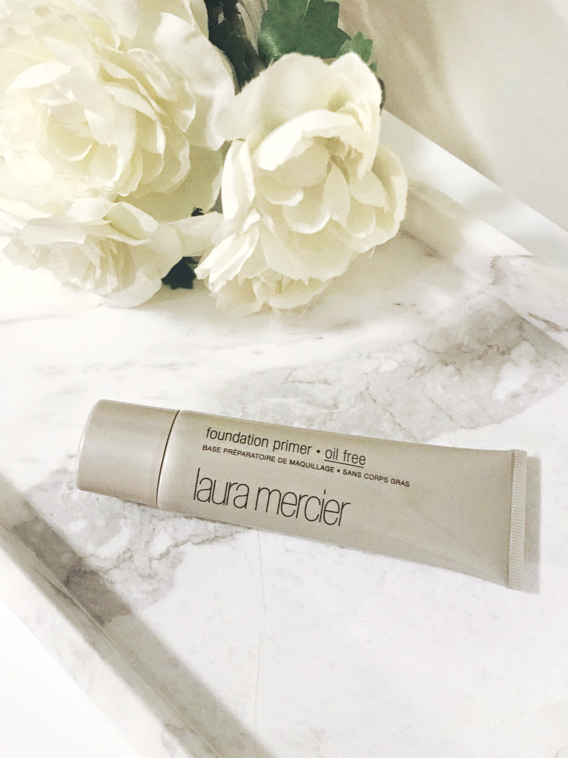 Monthly Beauty Favorites, Laura Mercier Foundation Primer, Helena of Brooklyn Blonde