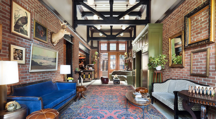 Best NYC Hotels, The High Line Hotel, Historic