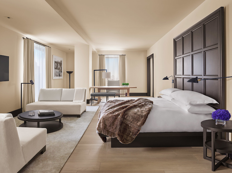 Best NYC Hotels, The New York EDITION Hotel, Madison Square Park Views