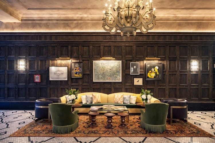 Best NYC Hotels, The Beekman Hotel, FiDi