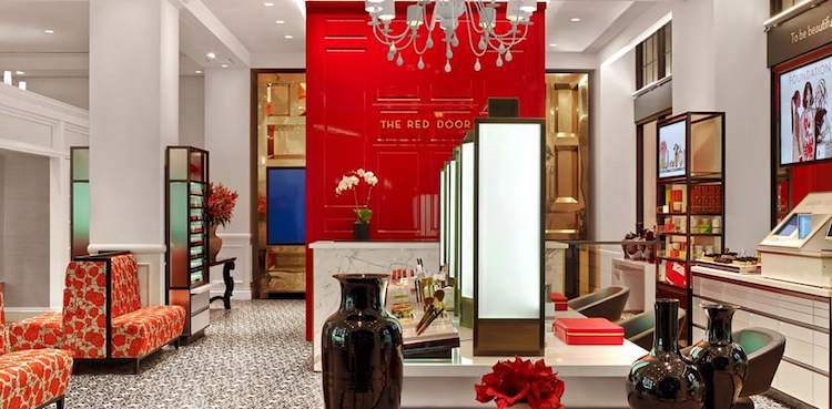 Best Facials Under $200, The Red Door Spa