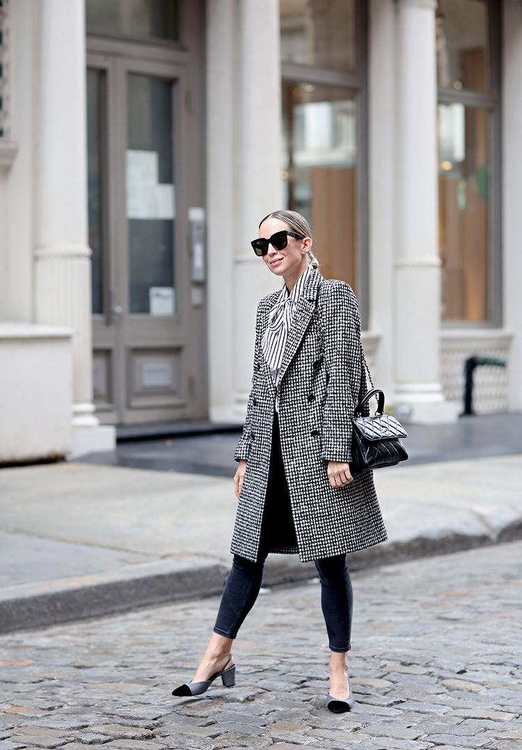 Kooples Coat, Helena of Brooklyn Blonde