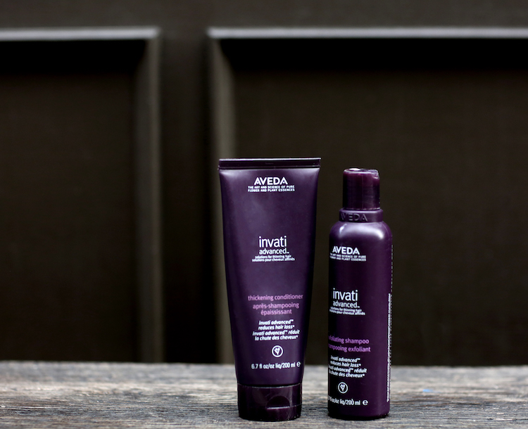 Aveda Invati Advanced line, Helena of Brooklyn Blonde