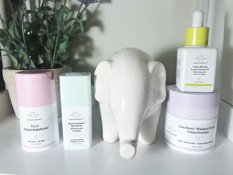 Monthly Beauty Favorites, Drunk Elephant Products, Helena of Brooklyn Blonde