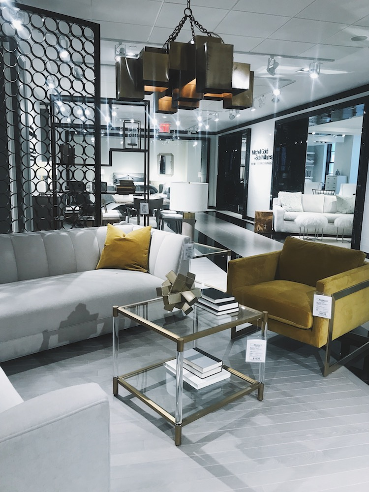 Bloomingdale's Home Department, Furniture, Helena of Brooklyn Blonde