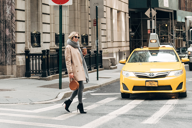 New York Street Style, Spring Outfit, Helena of Brooklyn Blonde