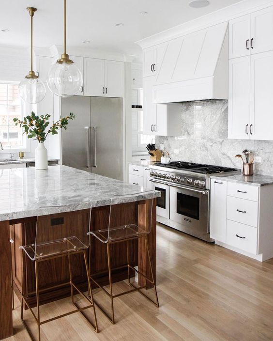 Kitchen Inspo {Remodeling}