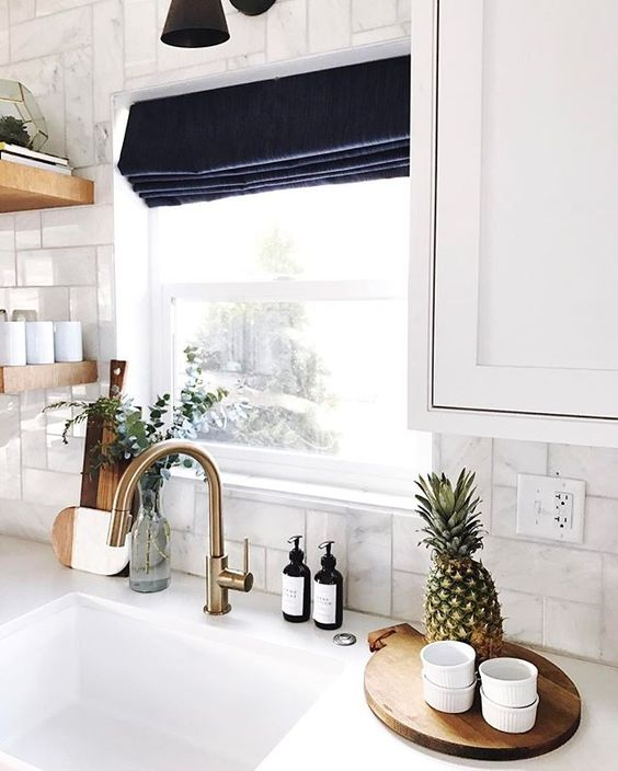 So Many Ways To Go Green Even The Kitchen Island: Kitchen Inspo {Remodeling}