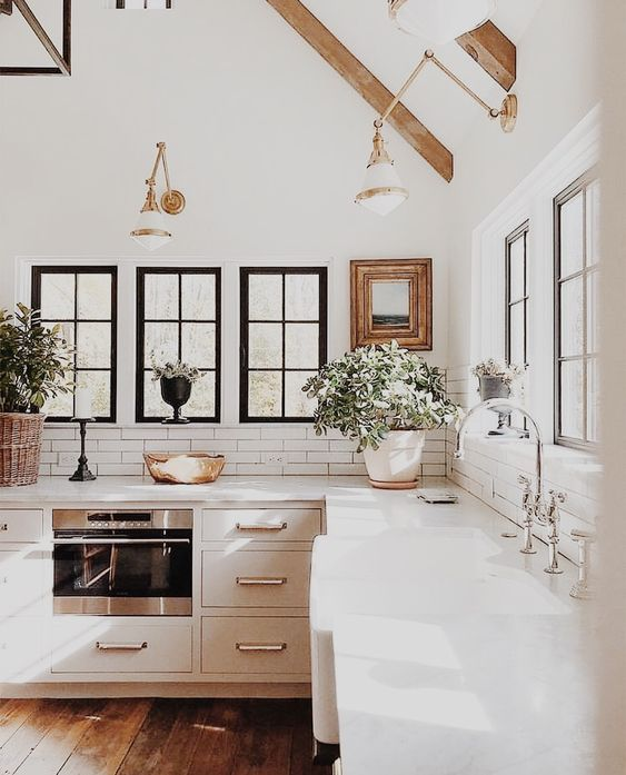 Kitchen Inspo {Remodeling} | Brooklyn Blonde