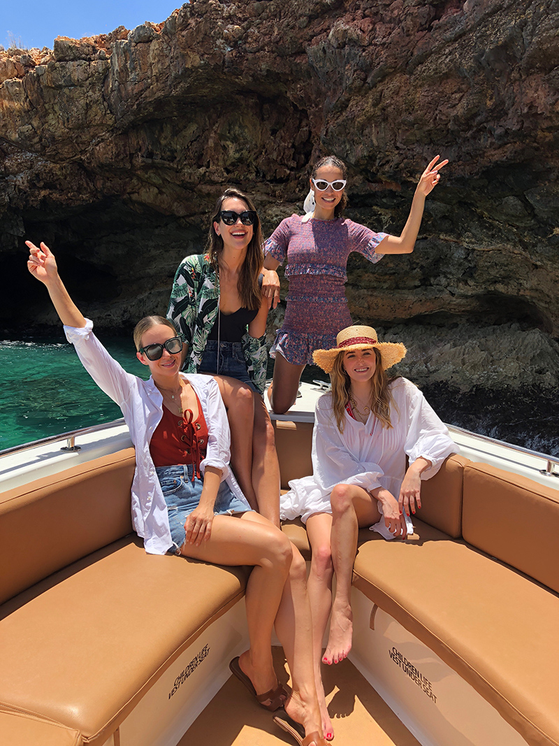 Four Seasons Anguilla, Boat Tour, Travel Inspo, Helena of Brooklyn Blonde