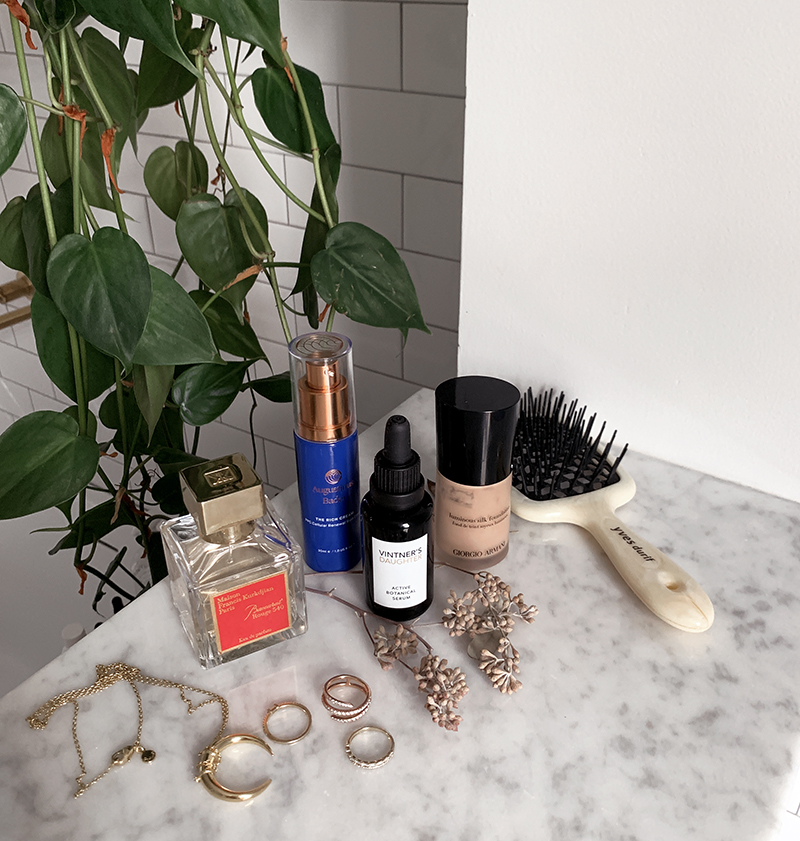 beauty investment purchases