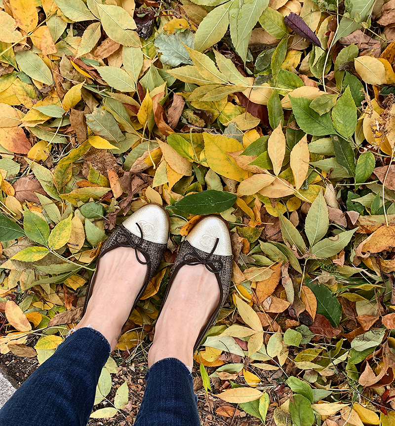 Chanel Flats Review