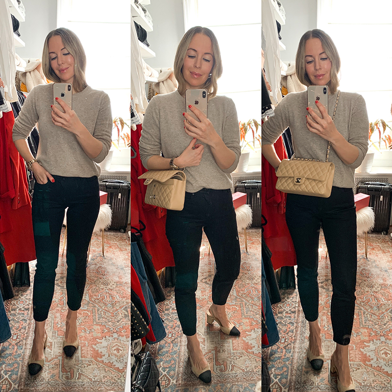 10 Outfits With 10 Everlane Pieces