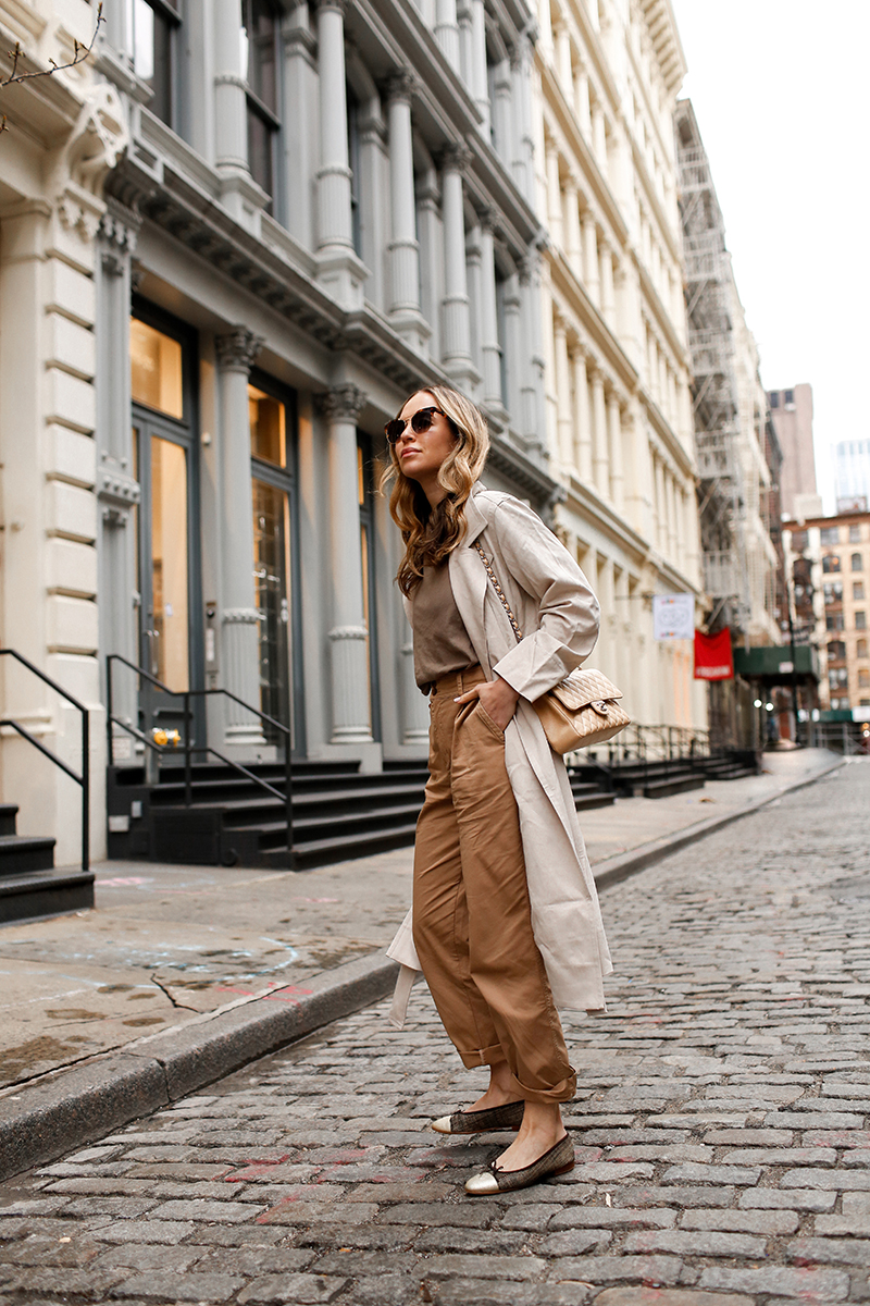 Casual Cool with Everlane