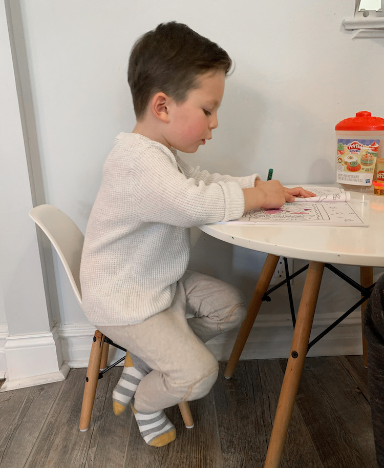 Indoor Activities & Things To Do For Kids Stuck At Home, Helena of Brooklyn Blonde