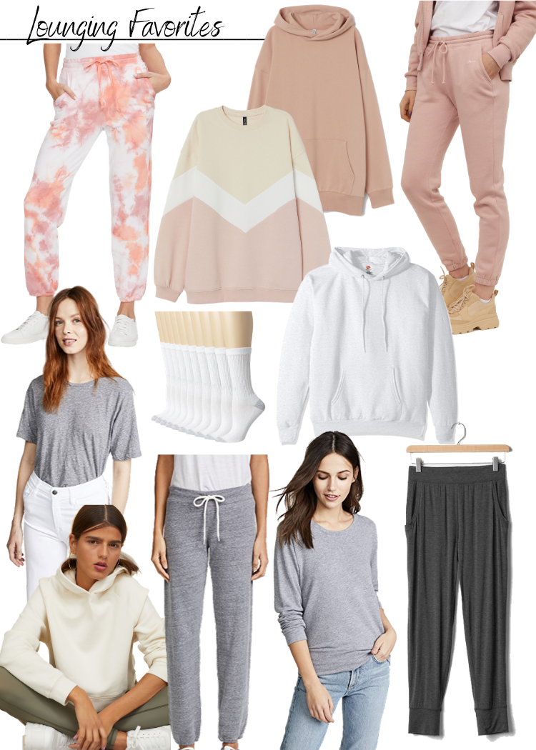 Loungewear Favorites