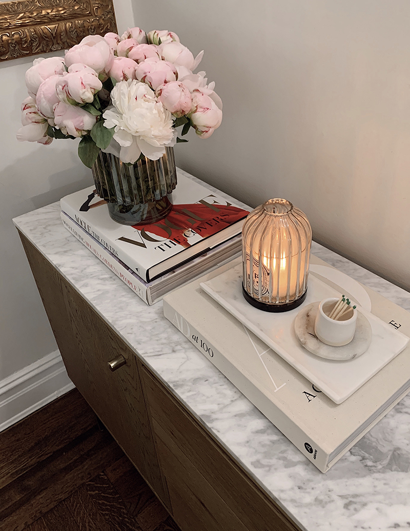 Details Around The Home, Home Decor Accents, Diptyque Paris Photophore, Helena of Brooklyn Blonde