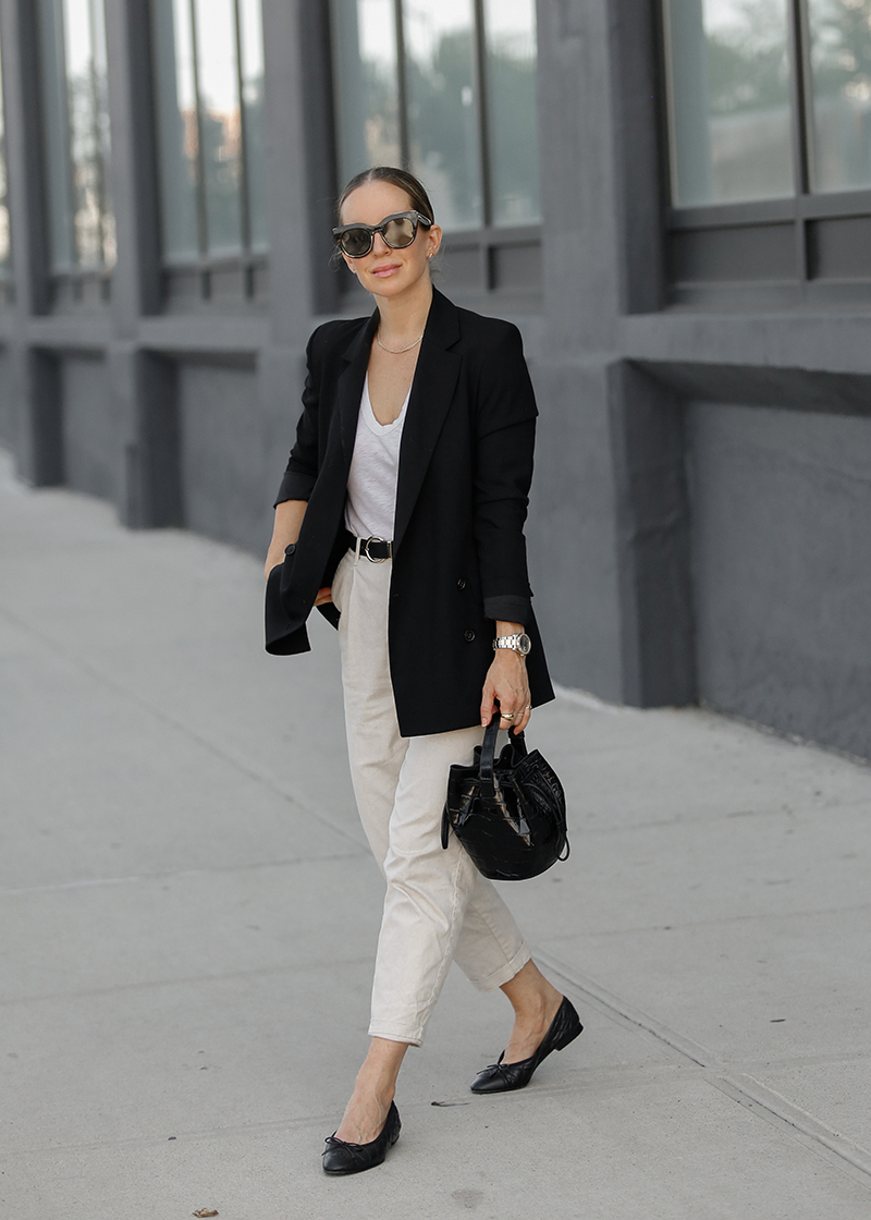 Relaxed Trousers Three Ways