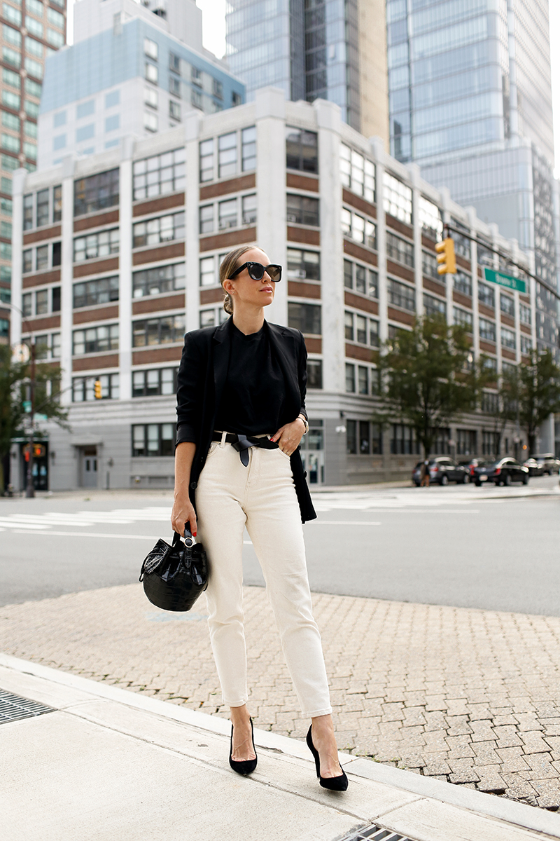 My Favorite Items & Purchases From 2020   Isabel Marant Lecce Belt Outfit, Helena of Brooklyn Blonde