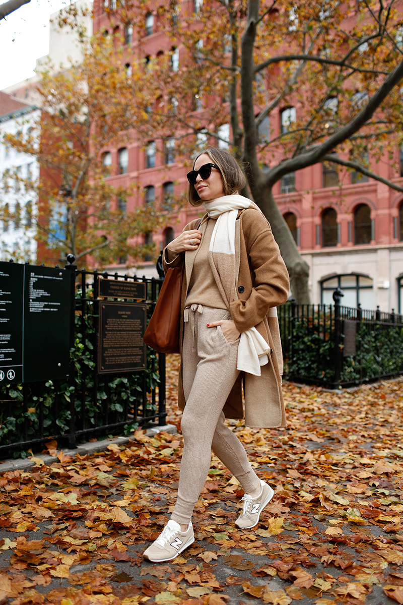 Four Cozy Outfits from J.Crew