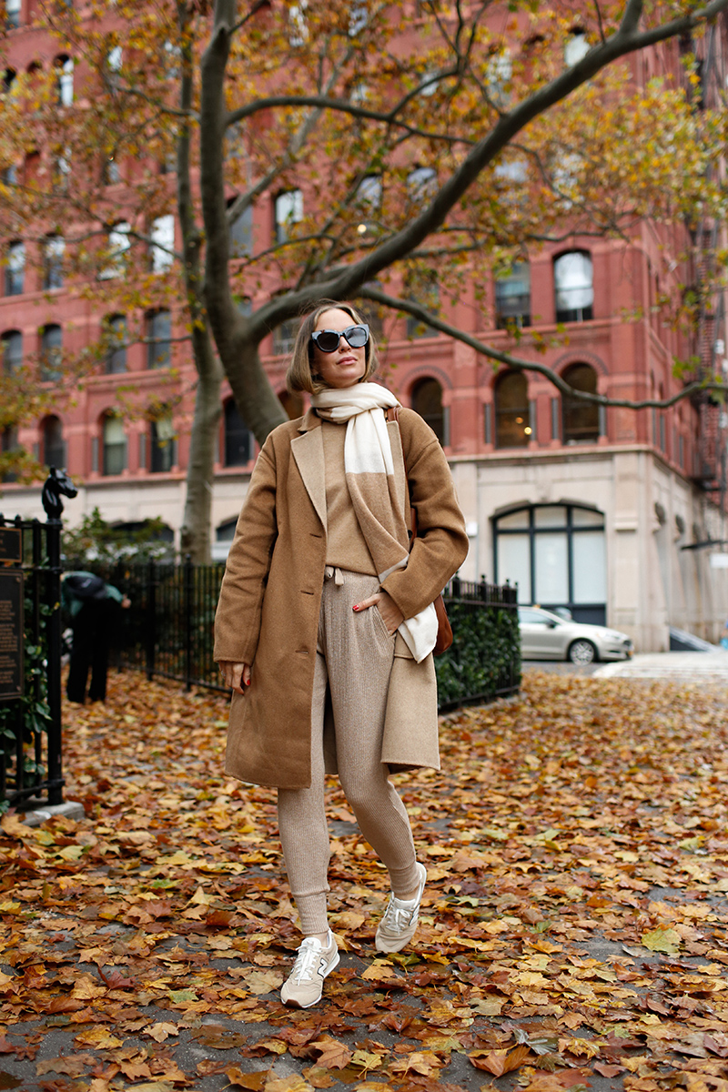 Neutral Winter Loungewear