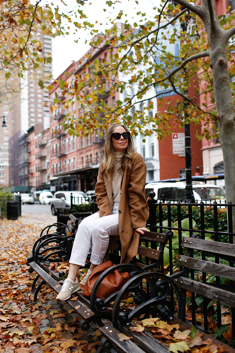 J.Crew Cozy Shop, Winter Style, Cozy Knitwear, Winter Neutrals, Helena of Brooklyn Blonde