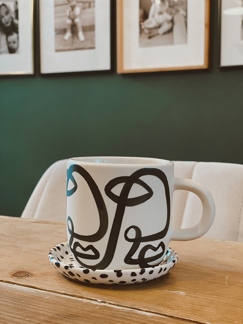 My Favorite Items & Purchases From 2020 | Franca Cara Mug, Small Business Love